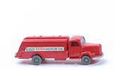 MB L 3500 S Alter Tankwagen - ESSO, AH offen - CH rot - 780/4a