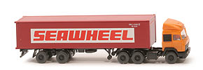 0523-22 - Seawheel, Container-Sattelzug Iveco