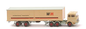 MB LPS 2223 Internationale Transporte - FH-Dach querversteift, 8-fach Teilung - 512/3c