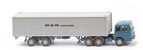 MAN  22.321 Containersattel - MAN Container Cont silbergrau - MAN (14a)