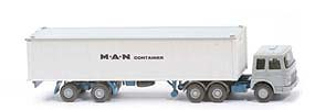 MAN  22.321 Containersattel - MAN Container Cont weiss/silbergrau - MAN (14b)