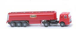 MAN -Büssing Tanksattelzug Texaco - MAN Büssing, Chassis anthrazit - 804/2b