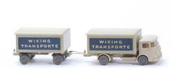 664 - Büssing 4500 Wiking Transporte