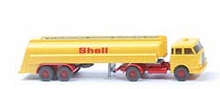 "MAN 10.230 Shell-Tanksattelzug - Bolzen gross, o. Zugh., ""Shell"" 23mm - 802/3e #"