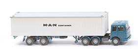 MAN  22.321 Containersattel - MAN Container Cont weiss/silbergrau - MAN 14a ?