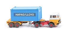 MB LPS 1620 Containersattelzug 20 ft - HAPAG/LLOYD 1x20ft himmelblau - Hapag-Lloyd 5a?