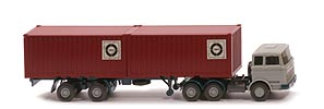MB LPS 2223 Stahl-Container - ICS ohne Aussparung - 524/3a