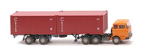 839 - MB 2223 Stahlcontainer cti