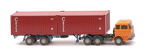 MB LPS 2223 Stahl-Container - cti,  FH längsversteift - 524/5b