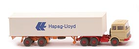 MB LPS 2223 Container-Sattelzug - Hapag/Lloyd 1x40ft, elfenbein - Hapag/Lloyd 3 ?