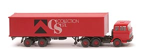 "MB LPS 2223 Container-Sattelzug - Schieder 2 - ""CS Collection Stil"" - Schieder (2)"