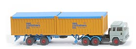 Zur Detailseite sea containers 20ft OT, Liliput-Container - open-top-Container - 528a/12b
