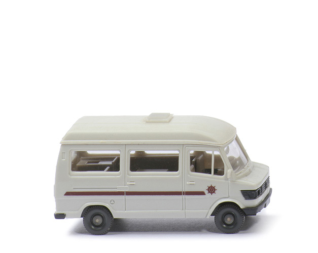 MB 207 D Wohnmobil - Typ Skipper, neutral - 268/1