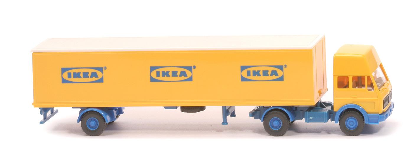 Ikea Koffer kneule s wiking standards mb 1619 s koffer sattelzug 2 1 ikea