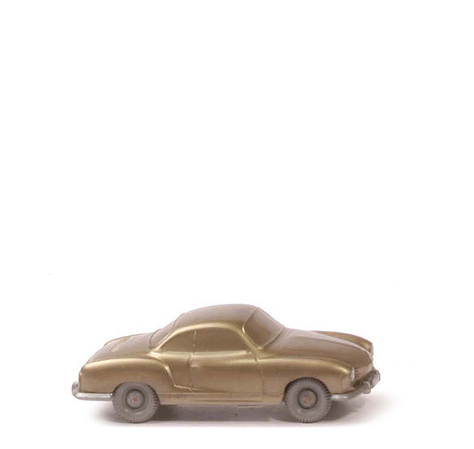 VW Karmann Ghia uv - goldmetallic, BP Coupé - 34/2a