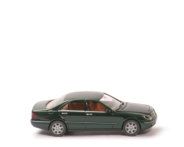 "Mercedes S 500 1998 - Daimler: ""Story of Passion"", Pkw, Box grau - Daimler-Chrysler (20)"