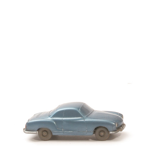 VW Karmann Ghia uv - blaumetallic, BP Coupé - 34/2 ?