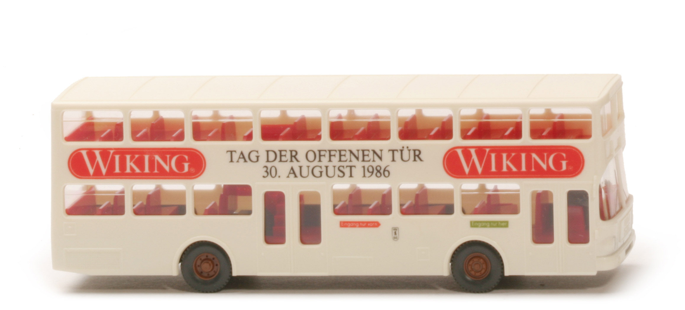 kneule 39 s wiking standards man sd 200 doppeldeck bus wiking tag der offenen t r. Black Bedroom Furniture Sets. Home Design Ideas
